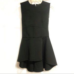 Cushnie Et Ochs LBD Little Black Cocktail Dress